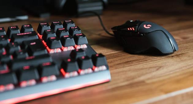 Grifftypen bei der Gaming-Maus