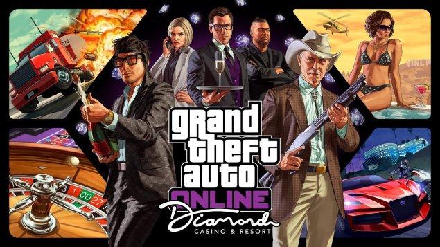 GTA 5 Online: Casino und Diamanten